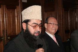 Imam Umer Ahmed Ilyasi, All India Organisation of Imams and Mosques