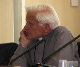 Rev'd Canon Peter Challen