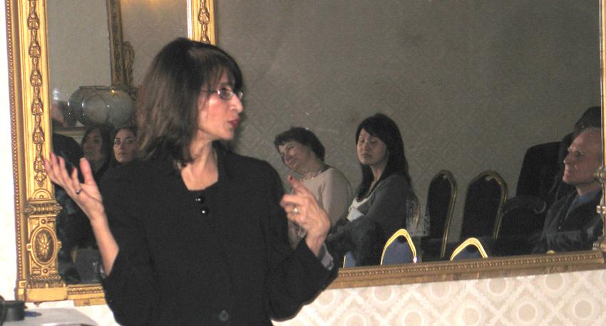 Dr. Naznin Hirji Experiencing the Sacred